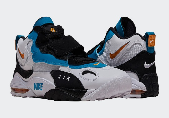 "Dan Marino's Nike Speed Turf Max ""Dolphins"" Is Back"