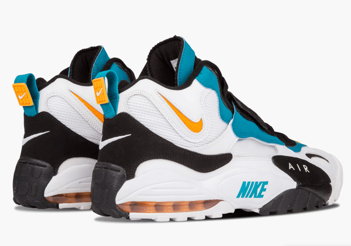 sale retailer a4556 bb7c2 Where To Buy Nike Speed Turf Max Miami Dolphins   SneakerNews.com