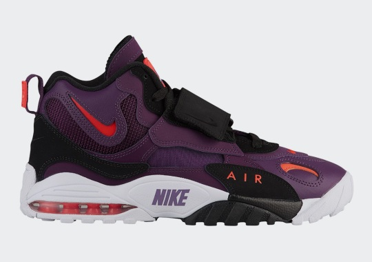 The Nike Speed Turf Max Releases In New Night Purple Colorway