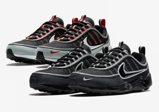 The Nike Zoom Spiridon '16 Returns This Month In Two Colorways
