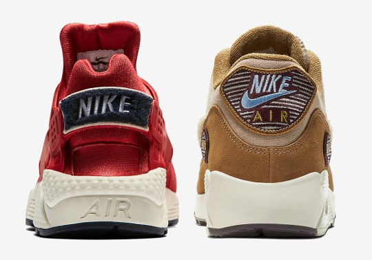 "Nike Sportswear ""Varsity Jacket"" Pack Just Released"