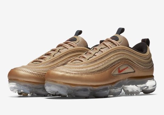 hot sale online 9e585 eaae4 Nike Vapormax 97 - Latest Release Info | SneakerNews.com