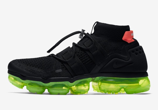 YEEZY Vibes Hit The Nike Vapormax Utility