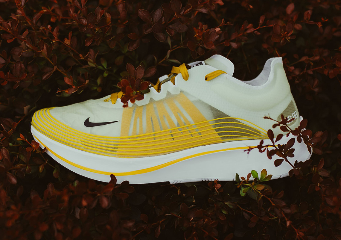 """1dccf110397ad Nike Zoom Fly SP """"Desert Moss"""" Is Available Now"""