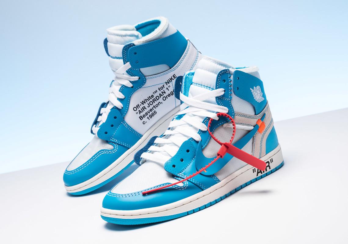 cca9088b4f99 Off-White Air Jordan 1