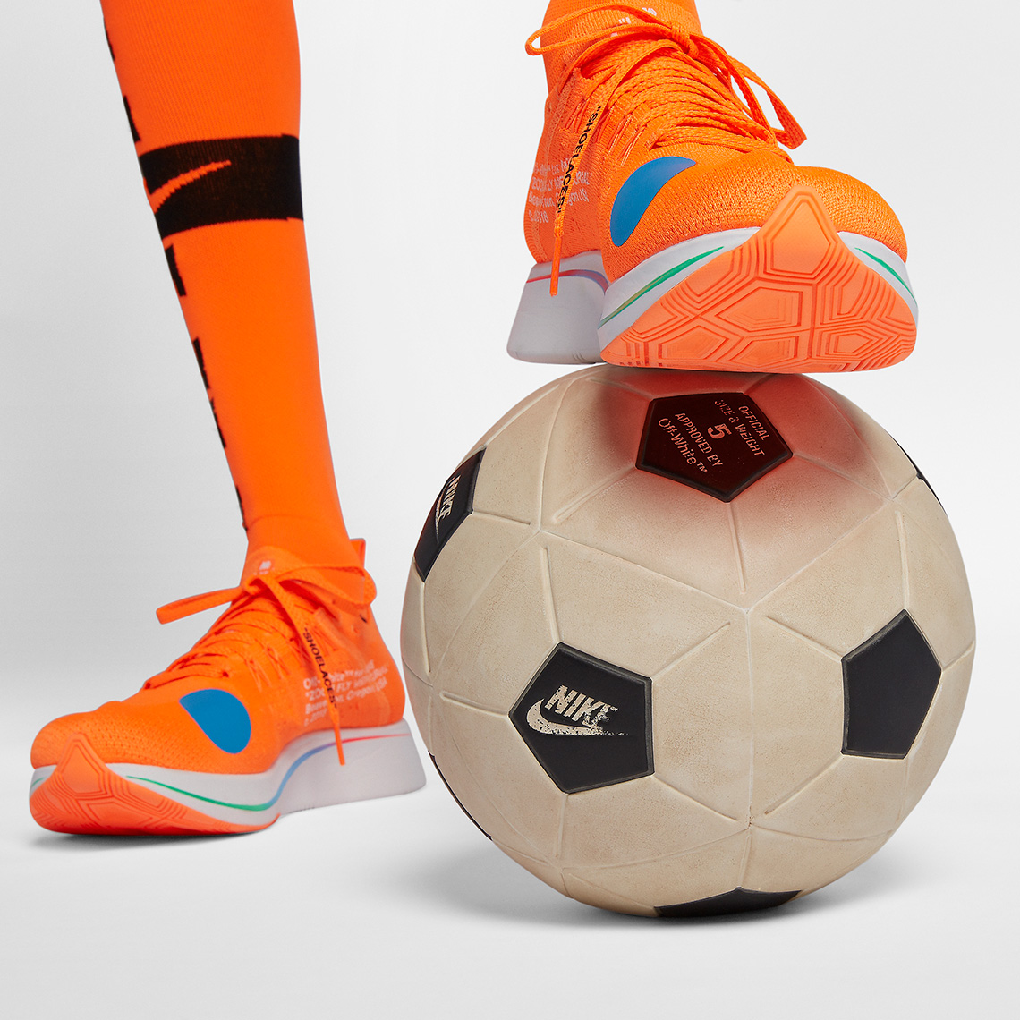 72585a4ad Nike x OFF WHITE Magia Soccer Ball Release Date  June 14