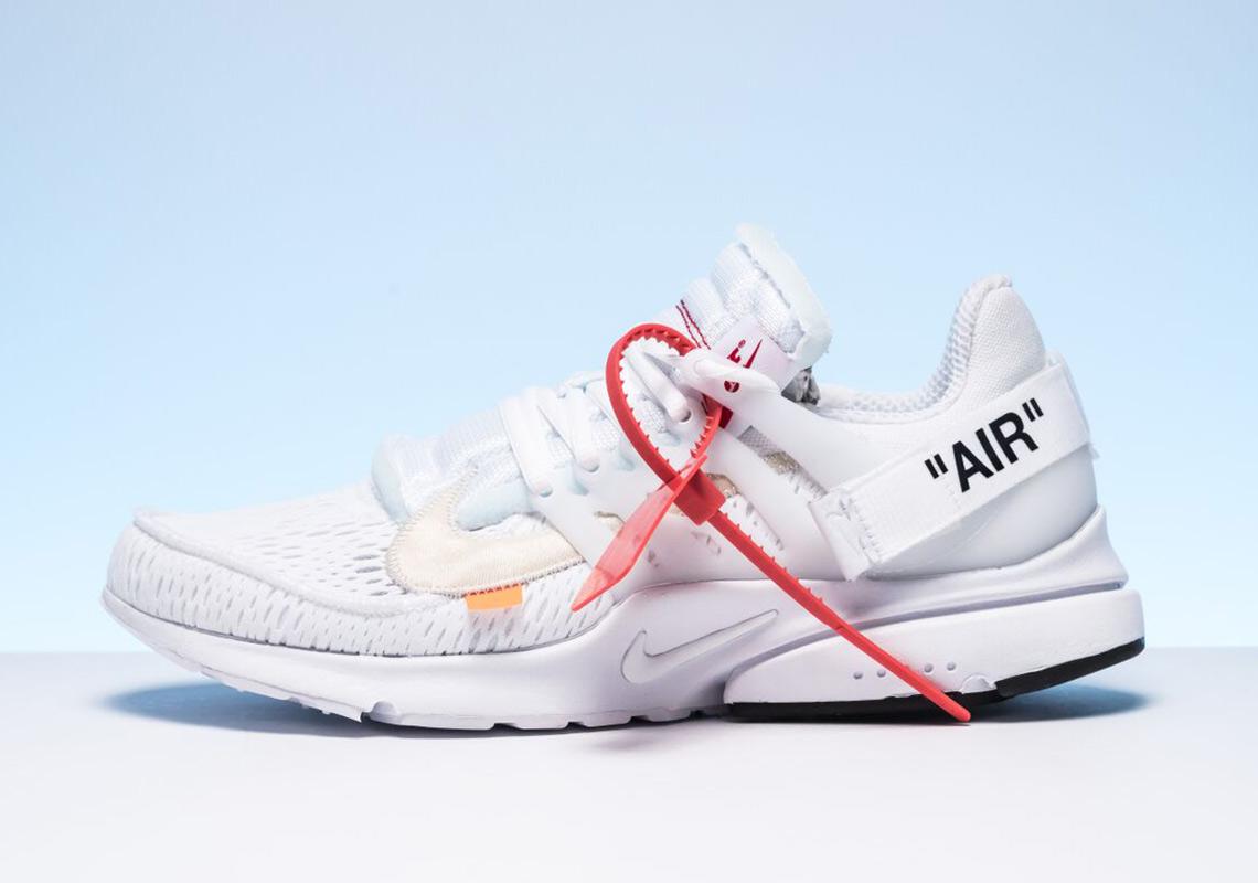 OFF WHITE x Nike Presto White AA3830-100 Release Info  06c75f90a
