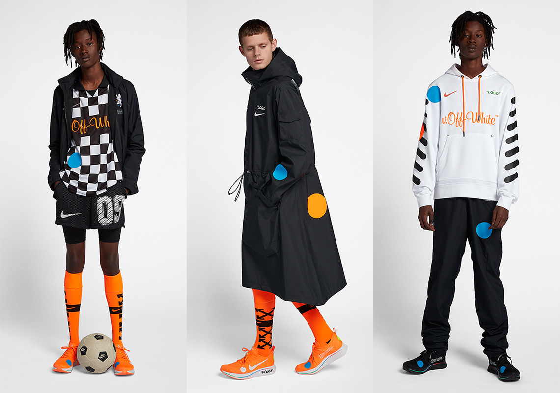OFF WHITE Nike Football Apparel Release Info  d14e8fc5f