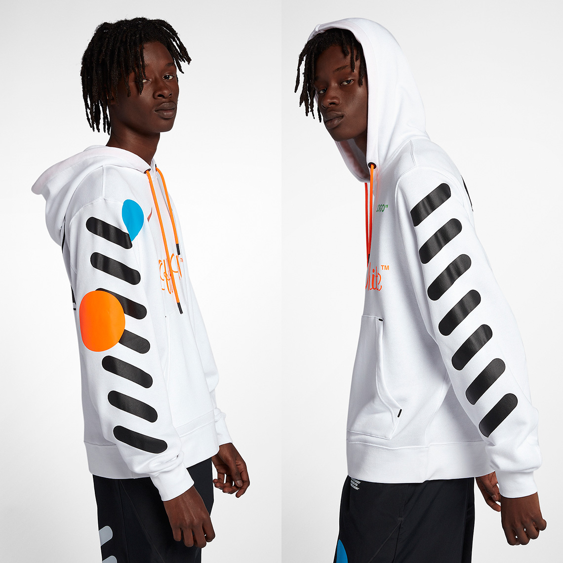 7d8d42aa8b7 OFF WHITE Nike Football Apparel Release Info