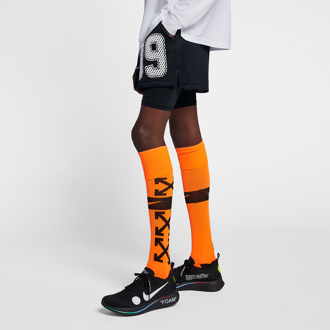 """d16d98867b1 Off White x Nike """"Football Mon Amour"""" Apparel Collection Is ..."""