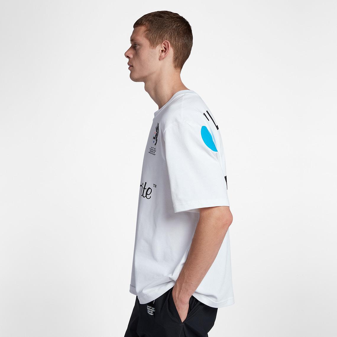 best service 5142e 484fa OFF WHITE Nike Football Apparel Release Info | SneakerNews.com