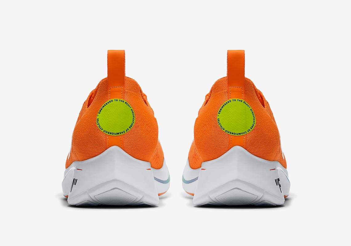 sports shoes 321c6 59063 OFF WHITE x Nike Zoom Fly Mercurial Flyknit Release Date  June 14th, 2018   200. Color  Black White-Volt Style Code  AO2115-001. Advertisement