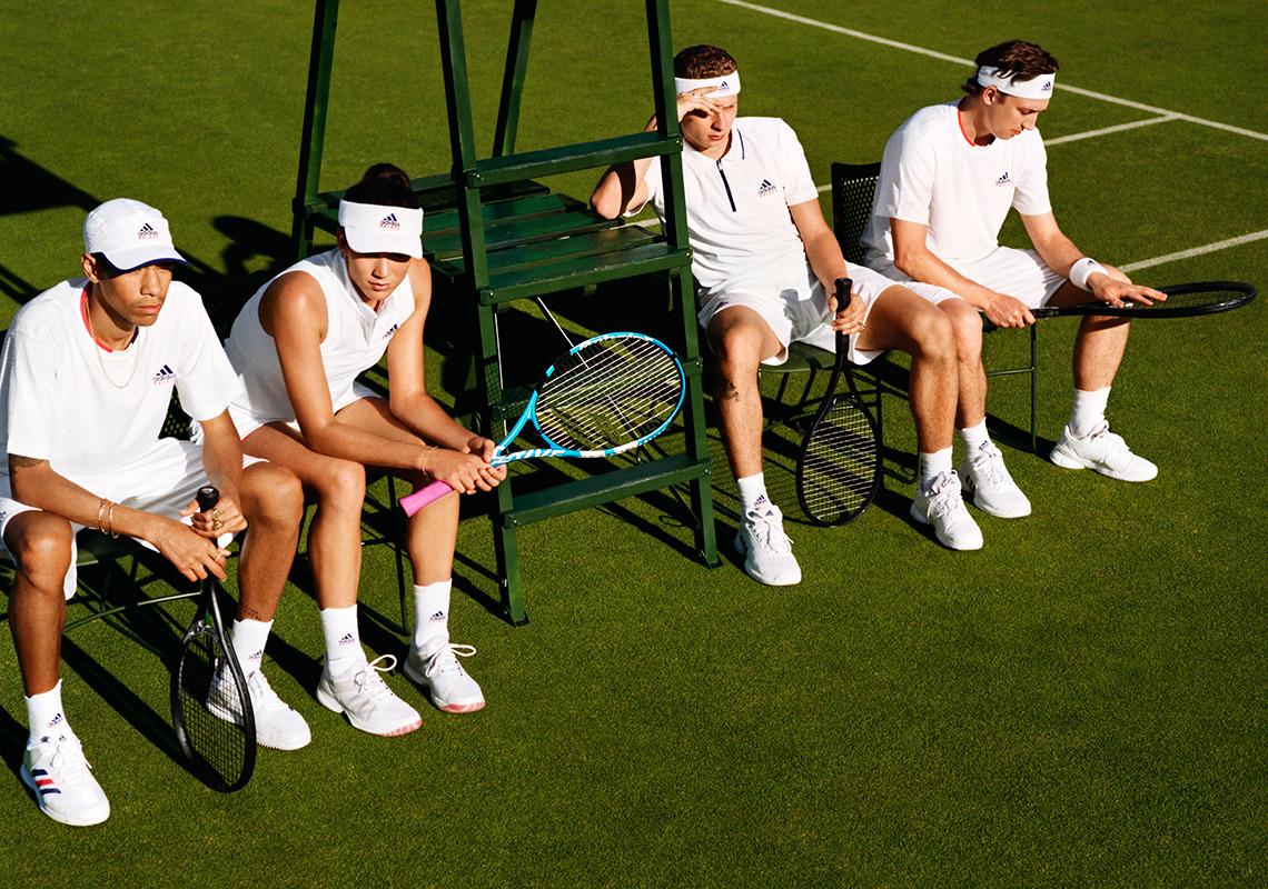 Palacio x Adidas Tenis Wimbledon Collection Release info
