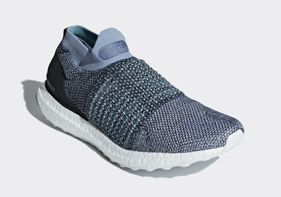 Parley x adidas Ultra Boost Laceless