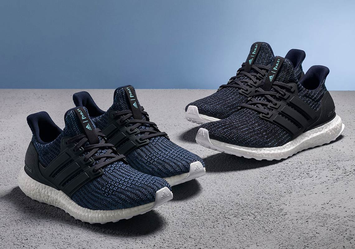 huge selection of 92413 eb69f adidas x Parley Ultra Boost 4.0