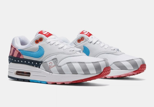 Parra Has Another Nike Air Max 1 Collaboration Coming Soon