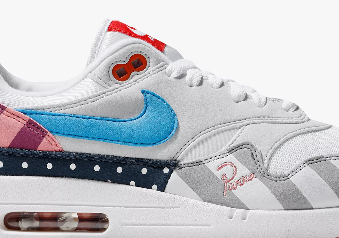 big sale aff2f dd3ef Parra x Nike Air Max 1. Release Date July 21st, 2018. Coming Soon to Nike  SNKRS 150. Color WhitePure Platinum