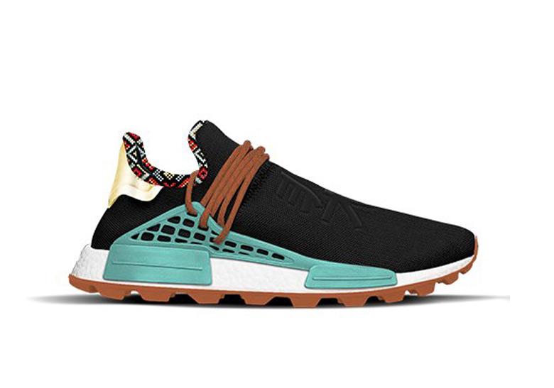6863b97ca93 Pharrell adidas NMD Hu Inspiration Pack - Release Info