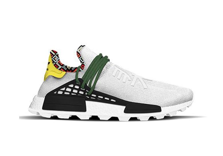"9fee44eff Pharrell x adidas NMD Hu ""Inspiration Pack"" Release Date  November 30th"