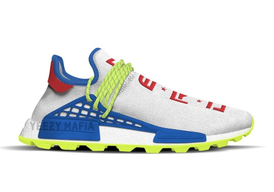 Pharrell And N*E*R*D* Are Releasing Another adidas NMD Hu