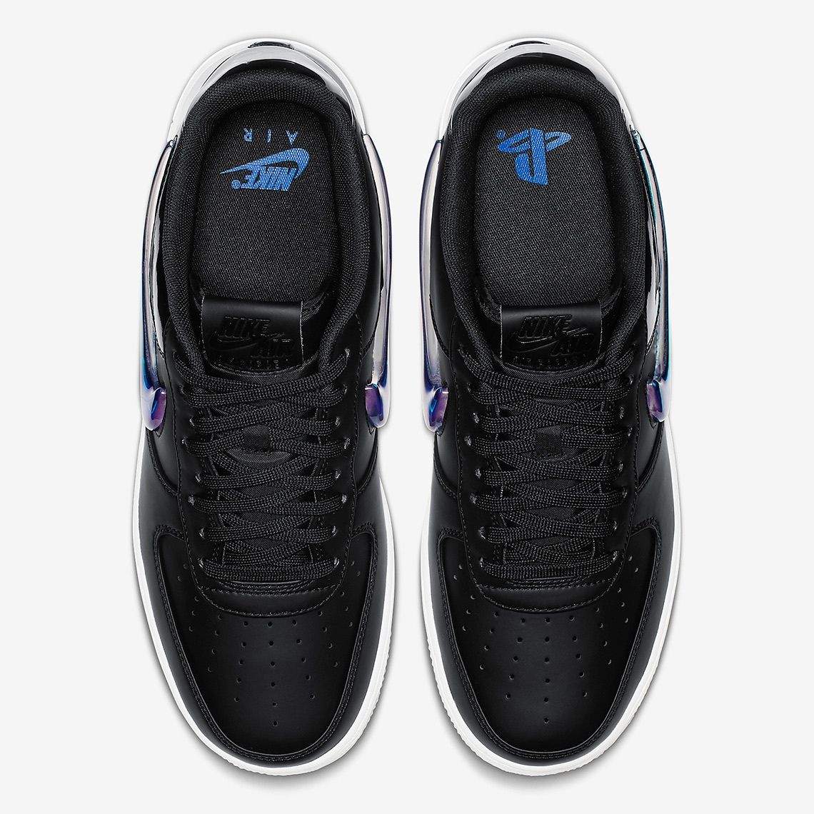 aae102c1102d6 Sony Playstation Nike Air Force 1 Low BQ3634-001 Official Images ...