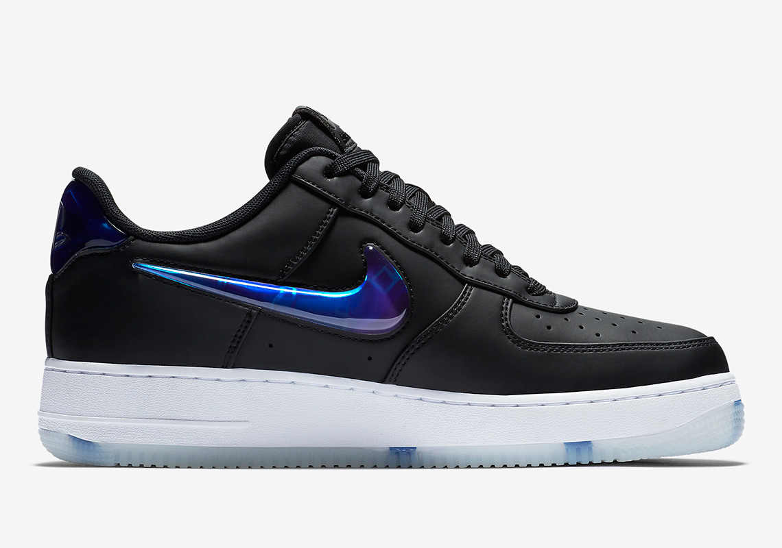finest selection 5792a 4d776 Sony Playstation x Nike Air Force 1. Color BlackCobalt Blazer
