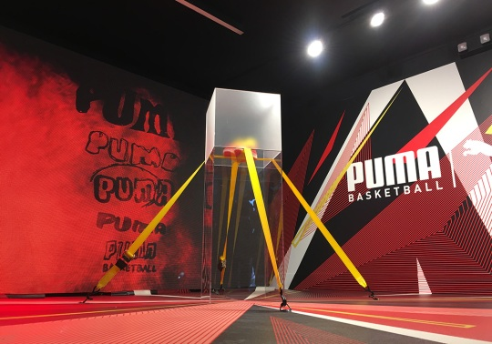 Inside The Puma Hoops Launch Event In NYC