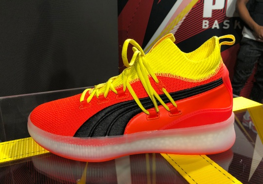 Puma Basketball Returns With The Clyde Court Disrupt