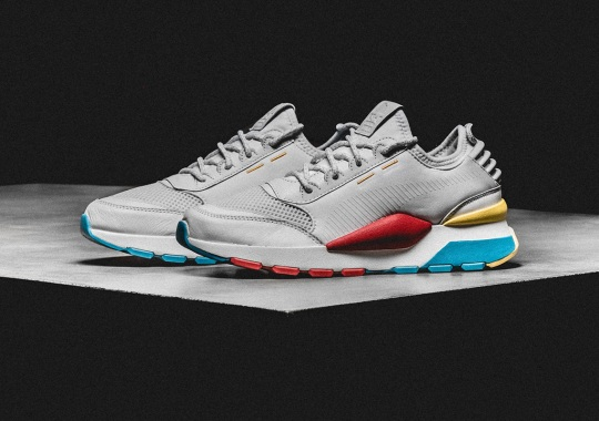"""Puma's Retro Gaming Inspired RS-0 """"Play"""" Is Available Now"""