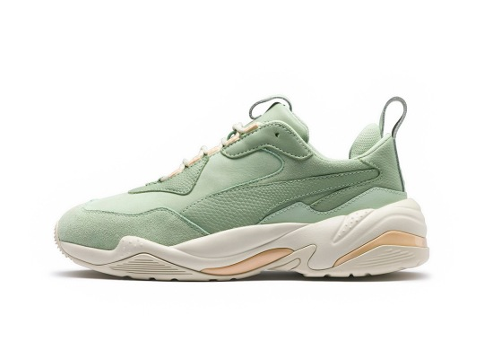 First Look At The Puma Thunder Desert