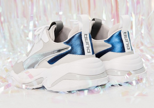 Where To Buy The Puma Thunder Electric
