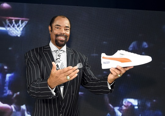 PUMA Returns To Basketball With Lifetime Contract For The Legendary Walt Clyde Frazier