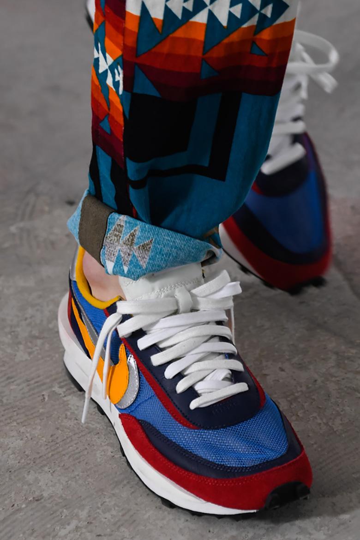 Fashion Week Waffle Nike Ldv Blazer Sacai Dunk Ss19 fF7qZTZ