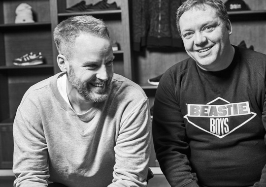 Sneakersnstuff Founders Clear The Air On Alleged $57 Million Sale
