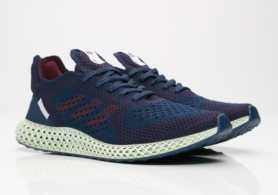 Sneakersnstuff Reveals Collaboration With The adidas Consortium 4D