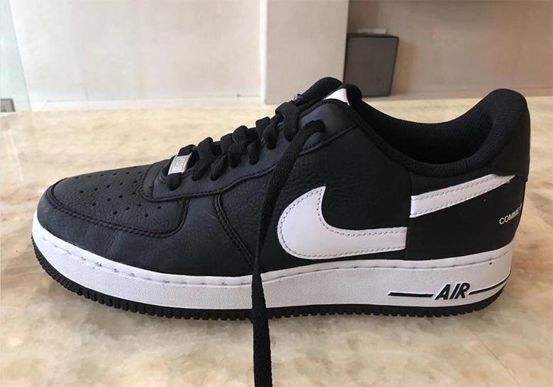 Supreme x Comme Air des Garcons x Nike Air Comme Force 1 000a00