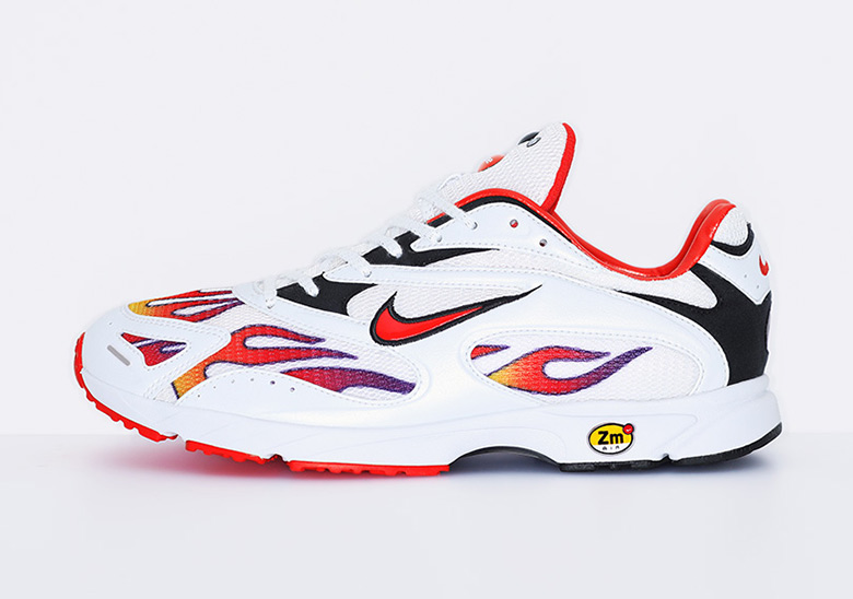 Supreme Nike Zoom Streak Spectrum Plus Release Info