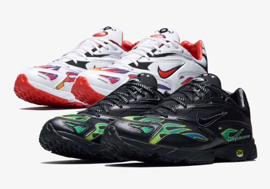 20542e633b677 Supreme x Nike Zoom Streak Spectrum Plus Releasing On June 14th
