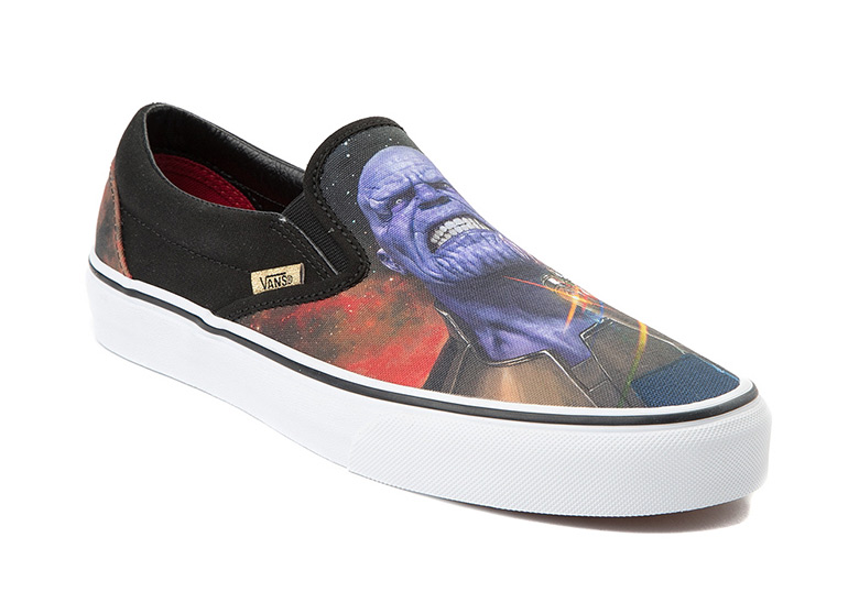 Vans x Marvel Avengers Collection - Where to Buy  7d6300b29f