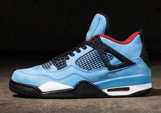 info for 0d92e b3014 Jordan 4 Travis Scott - Full Release Info | SneakerNews.com