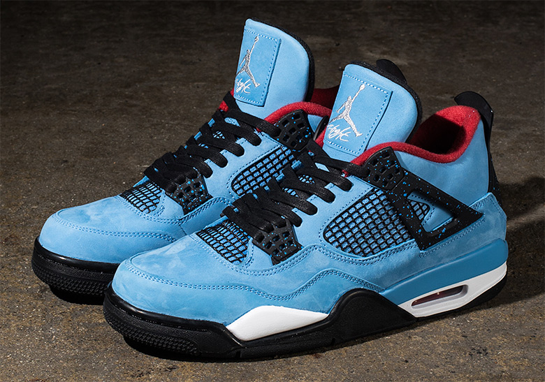 Where To Buy  Travis Scott Air Jordan 4