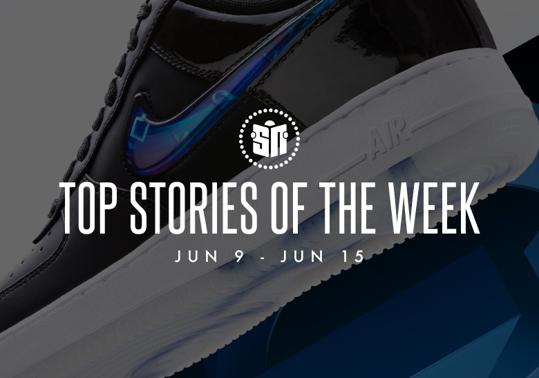 6d43be23a75 XBOX/PlayStation Sneakers, New adidas Signature Shoes, and More
