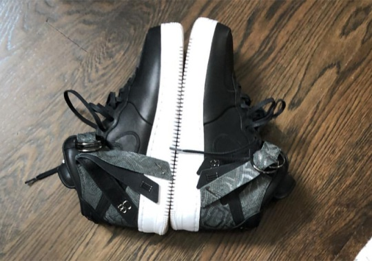 Victor Cruz Reveals A Friends And Family Nike Air Force 1