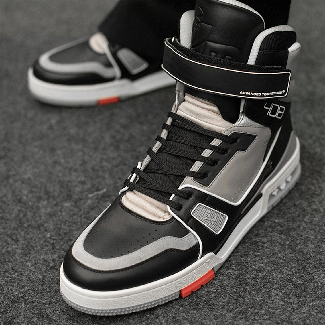 c1e54ddbc7c Virgil Abloh Louis Vuitton Sneaker Detailed Look | SneakerNews.com