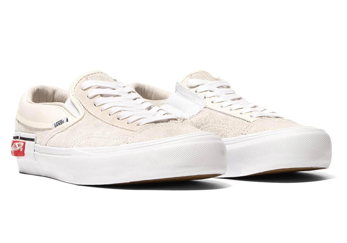 3b85a80230 Vans Vault Slip-On Cap LX  98. Color  Marshmallow Style Code  VN0A3TKSUC0.  show comments