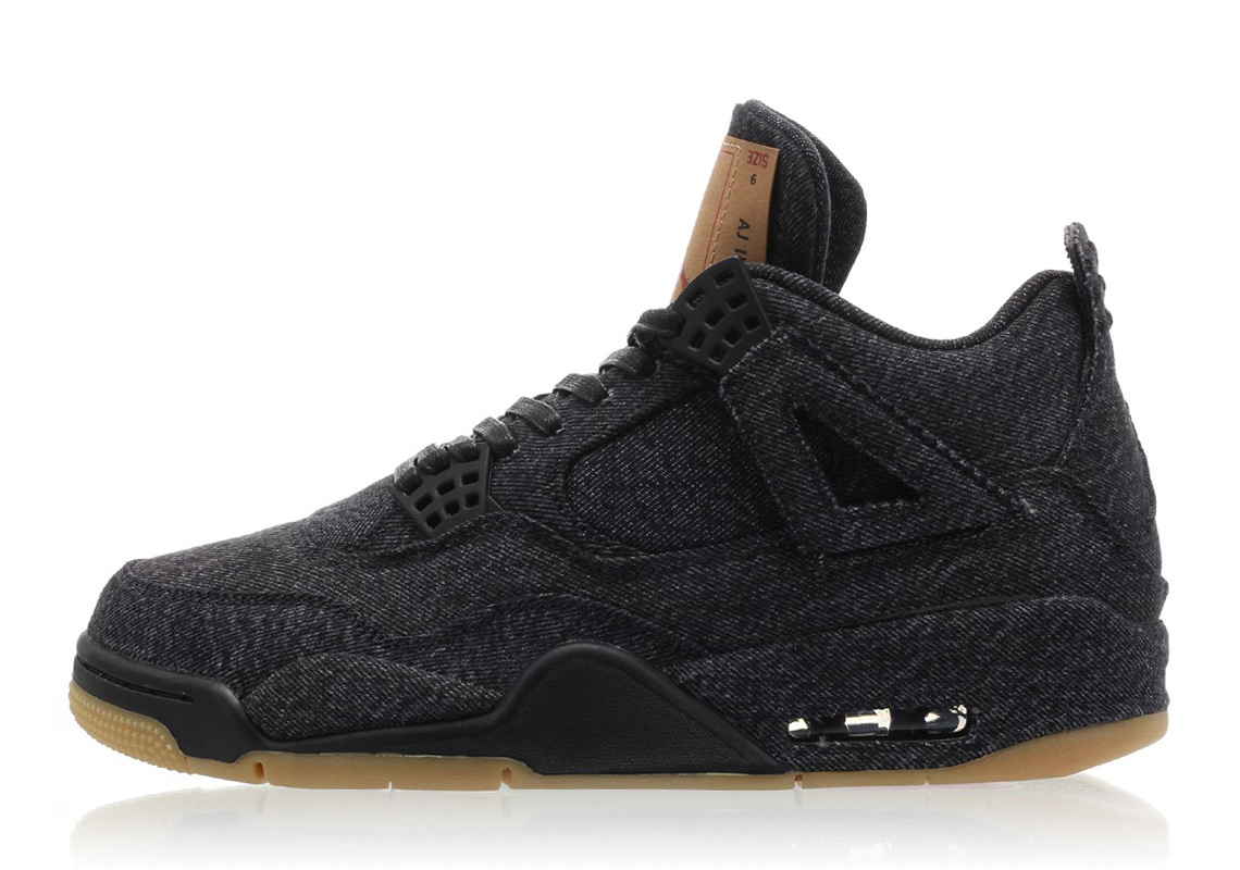 ... Shoe Gallery Online Raffle. Levi s x Air Jordan 4. Release Date  June  30th dce66fb07