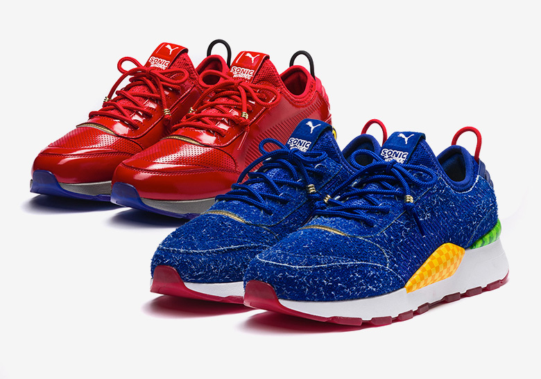 Where To Buy  SEGA x Puma RS-0