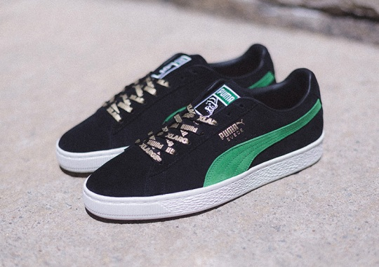 XLARGE Honors The Puma Suede With Water-Repellent Uppers 58c4a5b938