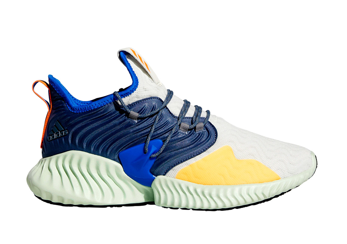 The adidas Alphabounce Instinct Clima Gets Colorful