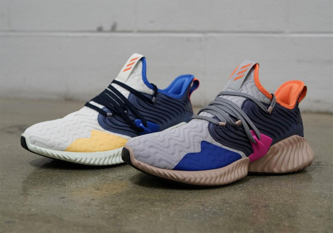 reputable site b1d34 af448 The adidas Alphabounce Instinct Clima Gets Colorful